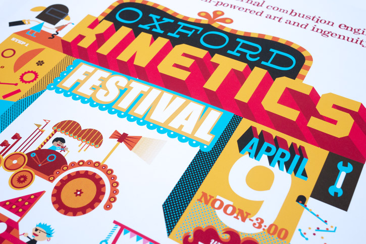 Oxford Kinetics Festival